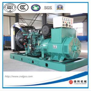 50Hz Volvo Diesel Engine 300kw/375kVA Diesel Generator pictures & photos