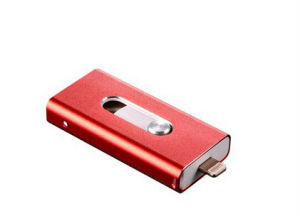 OTG USB Flash Drive for iPhone pictures & photos