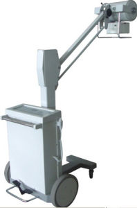 100mA Mobile X-ray Unit Wt-100by for Hospital pictures & photos