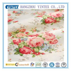 Unique Jacquard Printed Cotton Fabric for Bedding/Garment/Curtain/Decoration pictures & photos