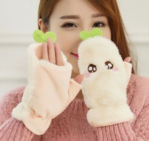 Well ----Selling Knitted Gloves /Good Quality Gloves
