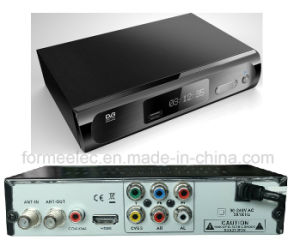 TV Set Top Box DVB T2 DVB T Digital Video Broadcasting pictures & photos