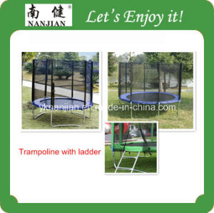 China Manufacturer Nj Fitness Equipment Used Trampolines for Sale 2015 pictures & photos