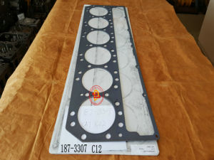 Caterpillr C10 & C12 Gasket Head 187-3306, 187-3307 pictures & photos