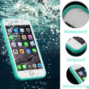 Waterproof Shockproof Rubber Cover Case for Apple iPhone6 6s 6plus pictures & photos