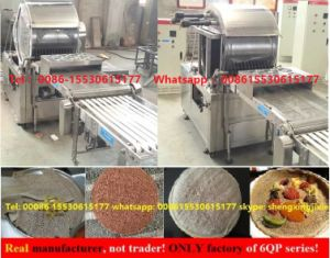 Only Professional Manufacturer Full Auto High Capacity Injera Maker / Injera Making Machine/ Ethiopia Injera Production Line pictures & photos