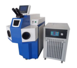 150W 200W 300W Auto Micro Jewelry Laser Welder for Gold Sliver Saw Blades with CE in China pictures & photos