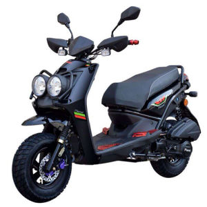 High Quality 125cc Gas Two Wheels Adult Scooter (SY150T-3) pictures & photos