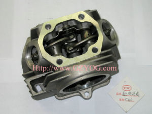 Yog Motorcycle Spare Parts Engine Motor C70 C 100 110 Dy100 Wave110 Cub Ft110 At110 Argenta110 Akt110 Jy110 CD110 Clutch Cylinder Head Complete Gearshift Shaft pictures & photos