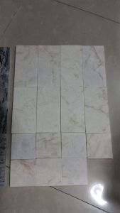 Gold Spider Natural Marble Stone Wall Cladding Tiles pictures & photos