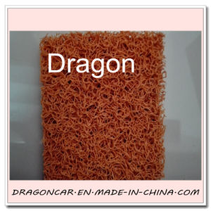 PVC Coil Car Floor Mat with Spike Backing pictures & photos