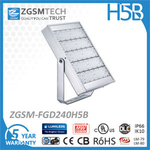 125lm/W Philips LED Meanwell Driver Flood Light Outdoor 200W LED Flood Light pictures & photos