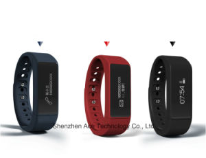 Smart Bluetooth Sports Bracelet with LCD Screen