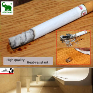 High Quality Cigarette Burns Heat Resistant WPC Vinyl Flooring