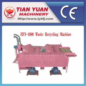Waste Fiber Clothes Rag Tearing Machine (HFI-1000) pictures & photos