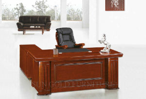 China Manufacturer High Glossy Office Furniture Executive Desk (SZ-OD529) pictures & photos