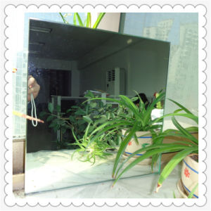 3mm Silver Mirror Glass with Double Coated Paint pictures & photos