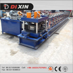 Galvanized Steel C/U Profile Cold Roll Forming Machine pictures & photos