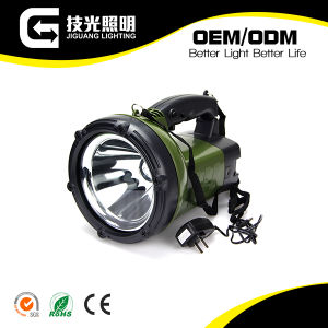 Rechargeable 10W LED Torch Long-Distance Tunning Light Outdoor Torch Spotlight for Hunting Fishing Camping