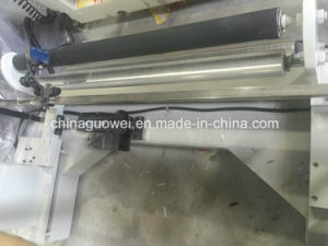 High Speed Computer Control Slitter Rewinder for Roll Plastic Film pictures & photos