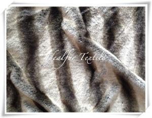 Fashion Luxury Faux Fur for Rug with Print pictures & photos