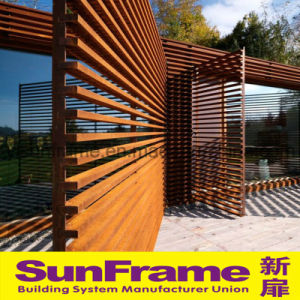 Aluminium Louvers for Outdoor Display pictures & photos