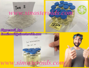 Pharmaceutical Chemical Gym Finished Steroids Liquid Testosterone Enanthate 250mg/Ml Enanject 250 for Bodybuilding pictures & photos