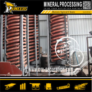 Gravity Mineral Process Spiral Separation Machine Gold Ore Recovery Equipment pictures & photos