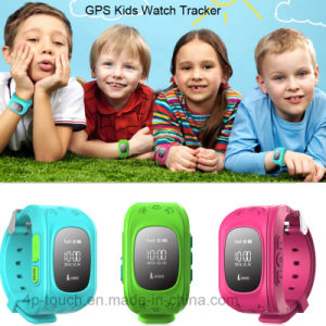 2017 Hot Portable Chlid/Kids GPS Tracker Watch with Sos Y2 pictures & photos