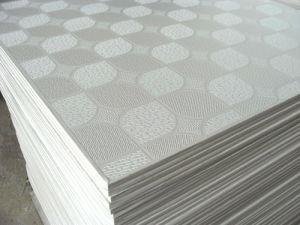 Gypsum Ceiling Tiles PVC Filmed pictures & photos