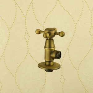 Hot Sales Corner Valve Faucet (6907) pictures & photos