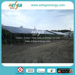 Solar Carport Structure Steel PV Car Parking Lot Solar System 01 pictures & photos