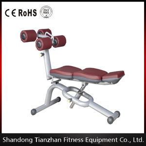 Tz-6027 Adjustable Abdominal Bench/Commercial Gym Machines pictures & photos
