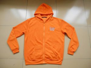 Clearance Stocklots Unisex Hoodies with Zipper Stock Garments pictures & photos