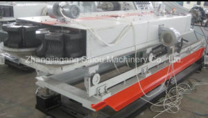 PP PE PVC Single Wall Corrugated Pipe Machine pictures & photos