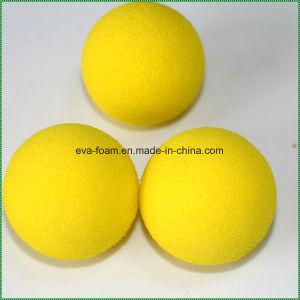 Yellow EVA Foam Golf Balls Sponge Indoor Practice pictures & photos