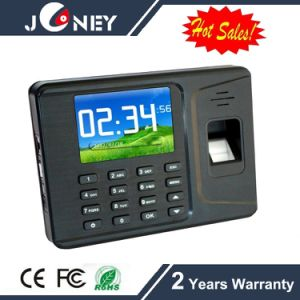 2.8 Inch TFT Color Display Cheapest Biometric Fingerprint Employee Time Attendance pictures & photos