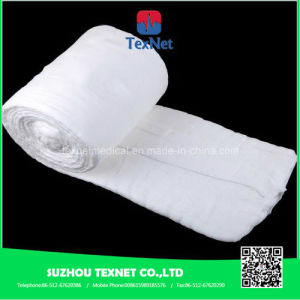 Combine Dressing Absorbent Cotton Roll for Medical Use pictures & photos