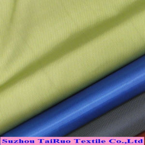 Coated 600d Polyester Waterproof Oxford Fabric for Luggage pictures & photos