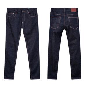 Men′s Big-Tall Regular Fit Straight Leg Leisure Denim Jean