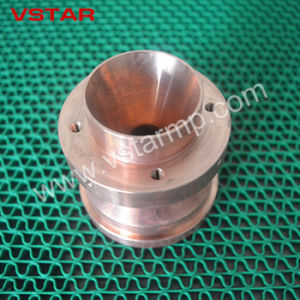 Customized High Precision Brass Part by CNC Lathe for Inspection Equipment pictures & photos