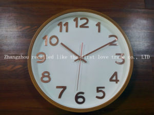 11 Inch Plastic Wall Clock pictures & photos