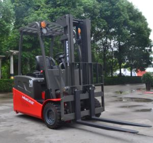 2500kgs Loading Battery Forklift pictures & photos