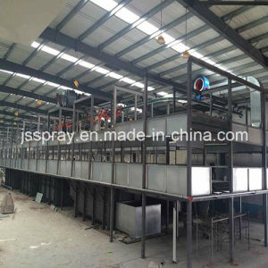 Professtional High Effective Powder Coating Production Line