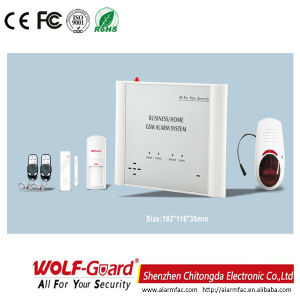 M3dx GSM Alarm System Control for Home Buglar Alarms pictures & photos