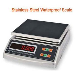 Stainless Steel Price Scale Counting Scale pictures & photos
