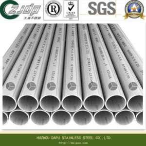 ASTM A511 TP321 Seamless Stainless Steel Hollow Bar pictures & photos