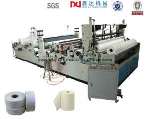 High Speed Small Toilet Tissue Paper Machine Bathroom Small Bobbin Industrial Machine pictures & photos