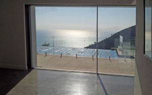 Glass Railing / Steel Glass Balustrade pictures & photos