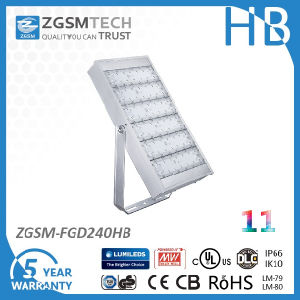 Tunnel Light Ground Mounted Flood Light with Five Years Warranty pictures & photos